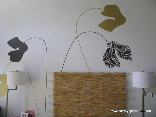 Blik wall decal