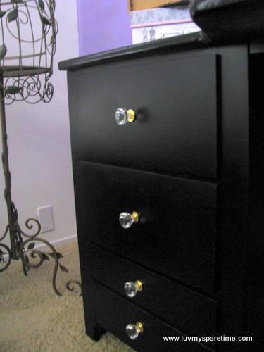 DIY desk drawers
