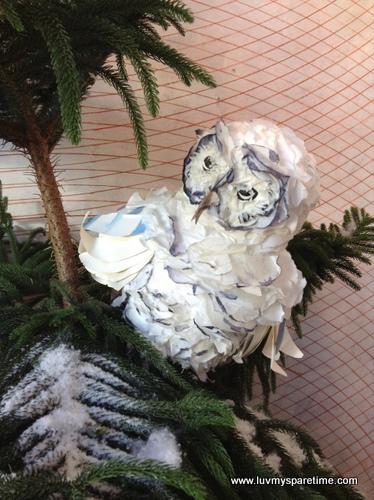 paper owl