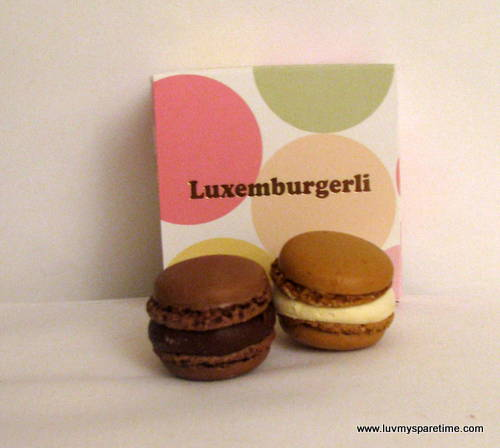 Luxemburgerli, Lucerene Macaroons