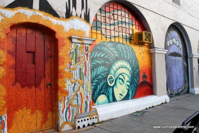 Funk Zone Public Art