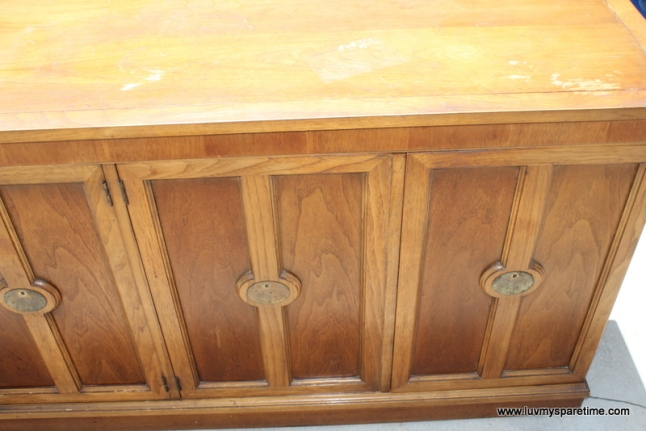 Old Credenza Buffet
