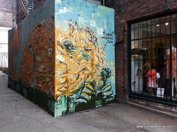 public art pioneer square kate tesch
