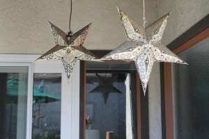 Paper star laterns