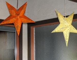 refresh paper star laterns